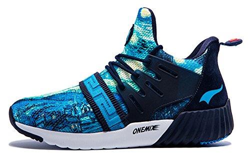 [ワンミックス]onemix ランニングシューズ ジョギングシューズ 軽ランニングシューズ レジャースポーツシューズ 旅行靴 メンズ レディース 若者 学生 恋人たち 新