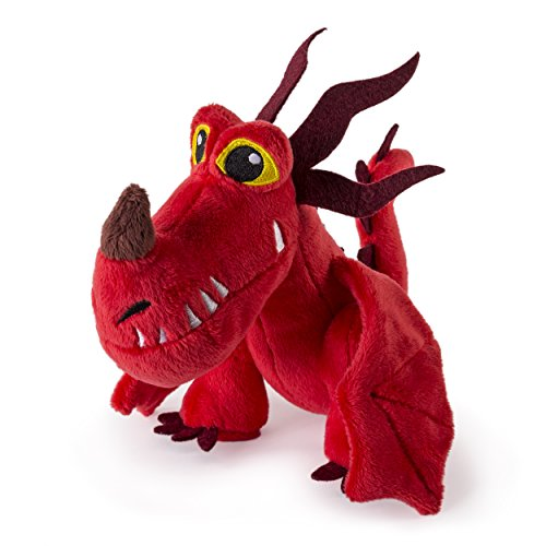 "DreamWorks Dragons Race To The Edge – 8"" Premium Plush – Monstrous Nightmare - Edge Plush"