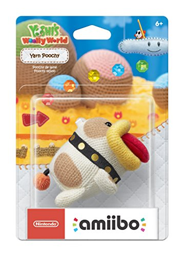 Nintendo Yarn Poochy amiibo Collectable