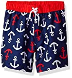 Little Me Boys' Print Swim Trunks
