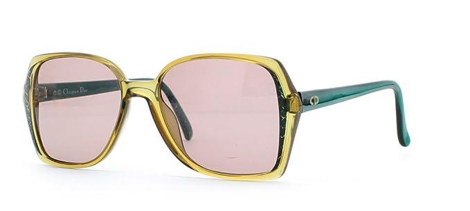 Christian Dior - Gafas de sol - para mujer Amarillo Yellow ...