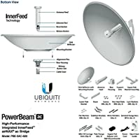 Ubiquiti PBE-5AC-620 PowerBeam AC High-Performance airMAX Bridge