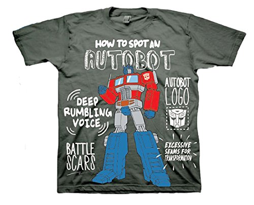 Transformers Optimus Prime T-shirt - 5