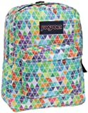 Jansport Backpack for Girls - White/Gradient Halma - See more cute colors