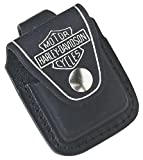 Zippo Harley-Davidson Lighter Pouch, Black