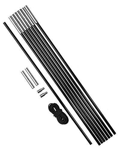 Kit Palos para tiendas de campa/ña Cao 4025 8 piezas