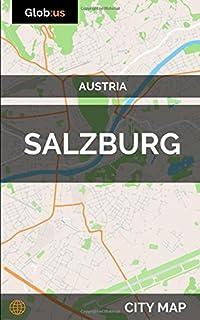 Salzburg City Map Amazoncouk 9789633531778 Books