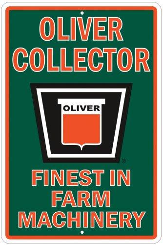 Oliver Parking Sign - Oliver Sign Vintage