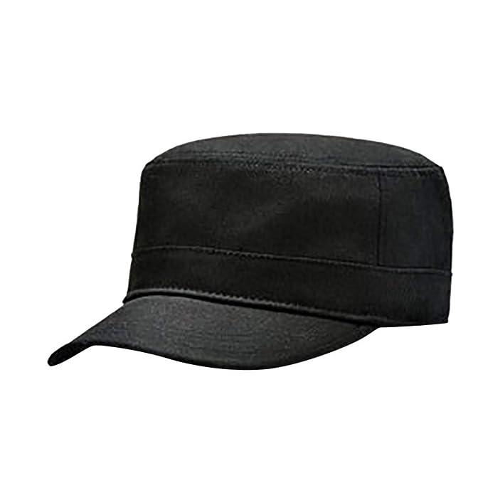 LOPILY Sombrero de Sol Visera Basic Everyday Fashion Style Hat ...