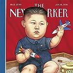 The New Yorker, January 18th 2016 (Lauren Collins, Luke Mogelson, Adam Gopnik) | Lauren Collins,Luke Mogelson,Adam Gopnik