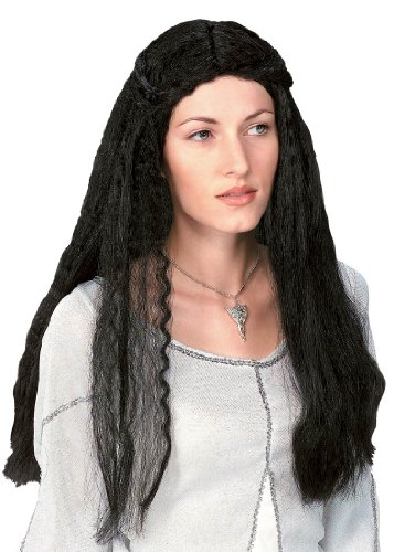 [Arwen Wig Costume Accessory] (Lord Of The Rings Child Arwen Costume)