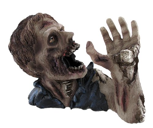 Elixer of the Undead Zombie Wine Bottle Holder by DWK