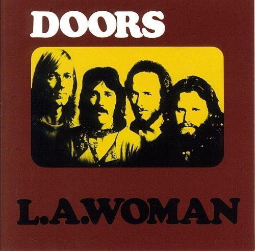 doors la woman cd - 7