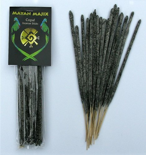 Mayan Copal Incense Sticks - incensecentral.us