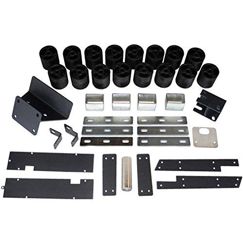 Daystar Digital PA60313 Body Lift Kit Fits 10-12 2500 3500