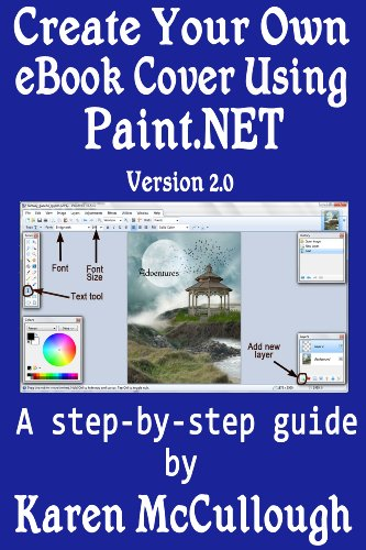 Pdf Technology Create Your Own Ebook Cover Using Paint.NET