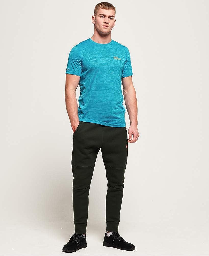 Superdry Active Training S//S tee Camiseta Hombre