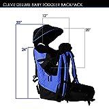 ClevrPlus Deluxe Adjustable Baby Carrier Outdoor