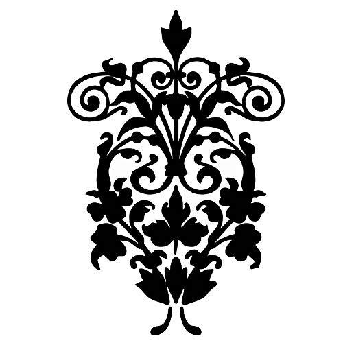 Wiederverwendbare Schablone Barock Ornamente A3 A4 A5 & größere größere größere Größen, moderner Stil   B4, Selbstklebende Folienschablone, S Größe - 70 x 100 cm, 27.6 x 39.4 in B07M94MQZD | Verpackungsvielfalt  72edbf