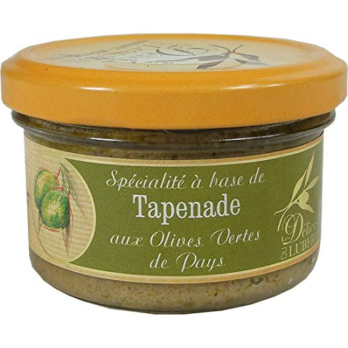 (Delices du Luberon Green Olive Tapenade )