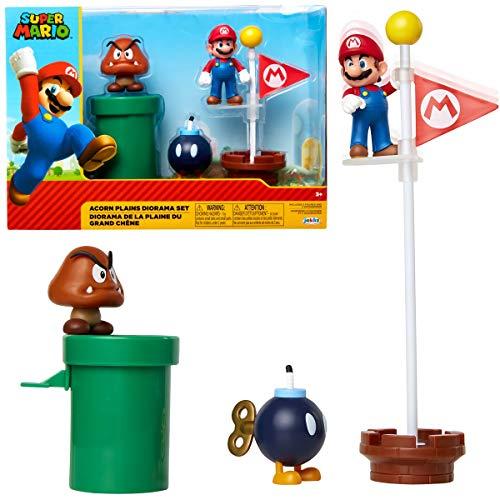 Nintendo Super Mario Acorn Plain...