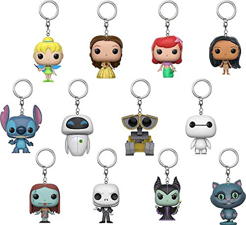 Funko Mystery Pocket POP! Keychain: Disney – One Mystery Keychain