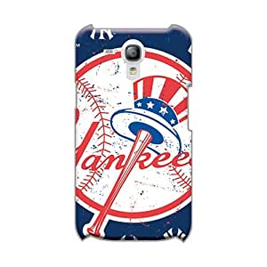 AshtonWells Samsung Galaxy S3 Mini Shock Absorbent Hard Phone Cover Support Personal Customs Realistic New York Yankees Skin [RUX3300MUGd]
