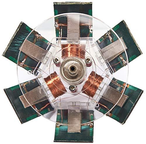 Sunnytech Solar Mendocino Motor Magnetic Levitating Educational Model Vertical Stand QZ05 by Sunnytech (Image #2)