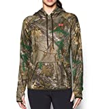Under Armour Women's Icon Camo Hoodie,Realtree Ap-Xtra (948)/Penta Pink, X-Small
