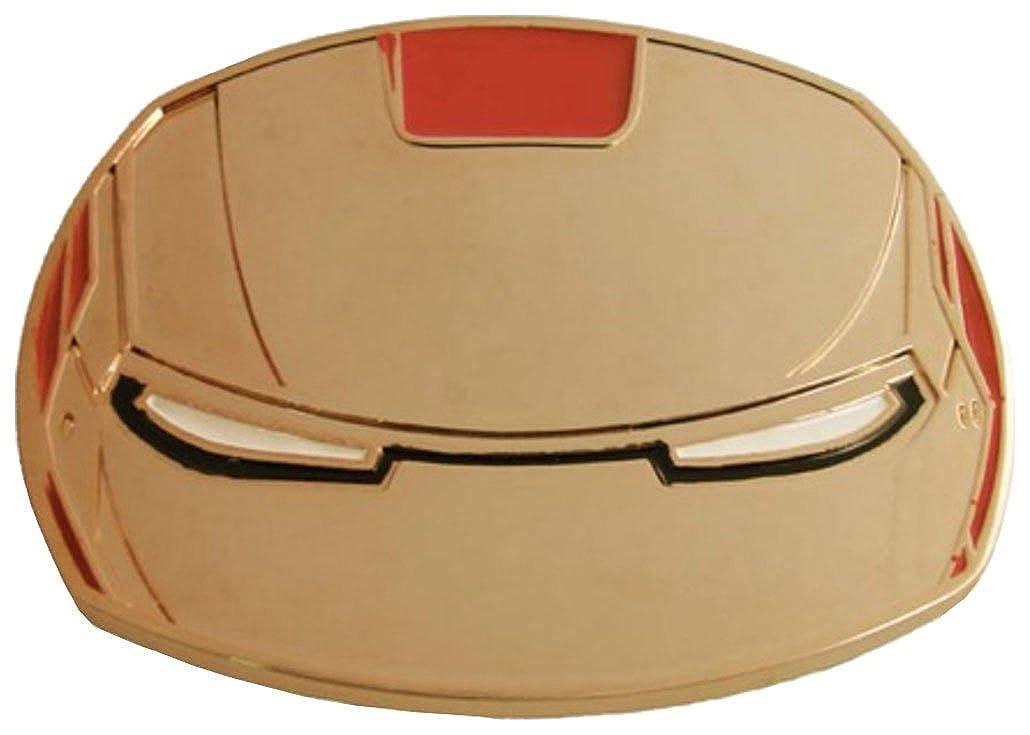 Fibbia per Cinture IronMan uomo Multicolore Red and Gold