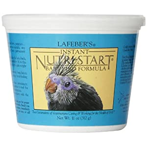 Lafeber'S Nutri-Start Hand Feeding Formula For Baby Birds 11-Ounce Tub 40
