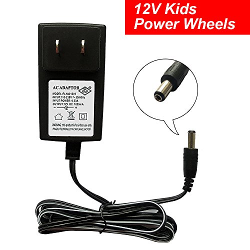 85 Off Flh 12 Volt Charger For Power Wheels Battery Hello Kitty Suv