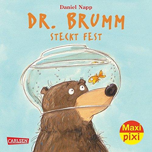 Maxi-Pixi Nr. 159: Dr. Brumm steckt fest