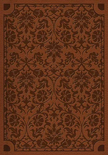 (Tan Faux Leather Notebook -- Creative Journal: LINED, College Ruled, 7x10, Cream Paper, 184 Pages)