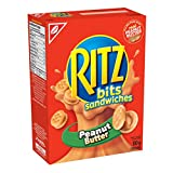 Ritz Bits Peanut Butter Crackers, 180g
