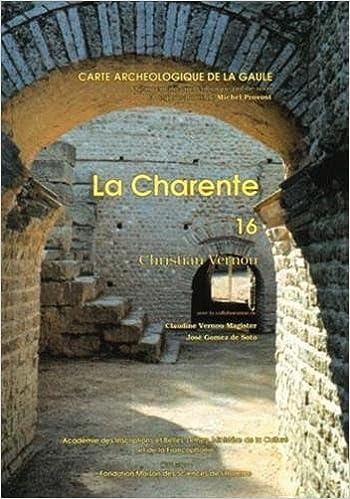 En ligne téléchargement Carte archéologique de la Gaule. Charente epub, pdf