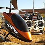 GGI International Double Horse 3.5 Channel Outdoor Metal Gyro Remote Control Helicopter