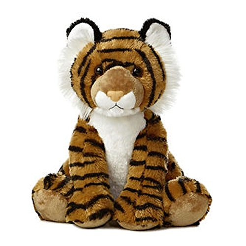 "Aurora World Bengal Tiger Stuffed Toy, 14"""