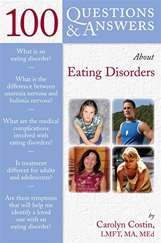 Pdf Health 100 Questions  &  Answers About Eating Disorders (100 Questions and Answers About...)