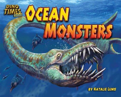 Download Ocean Monsters (Dino Times Trivia) pdf