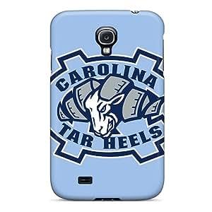 Spigencases WNv2993NeKt Case Cover Skin For Galaxy S4 (north Carolina Tar Heels)