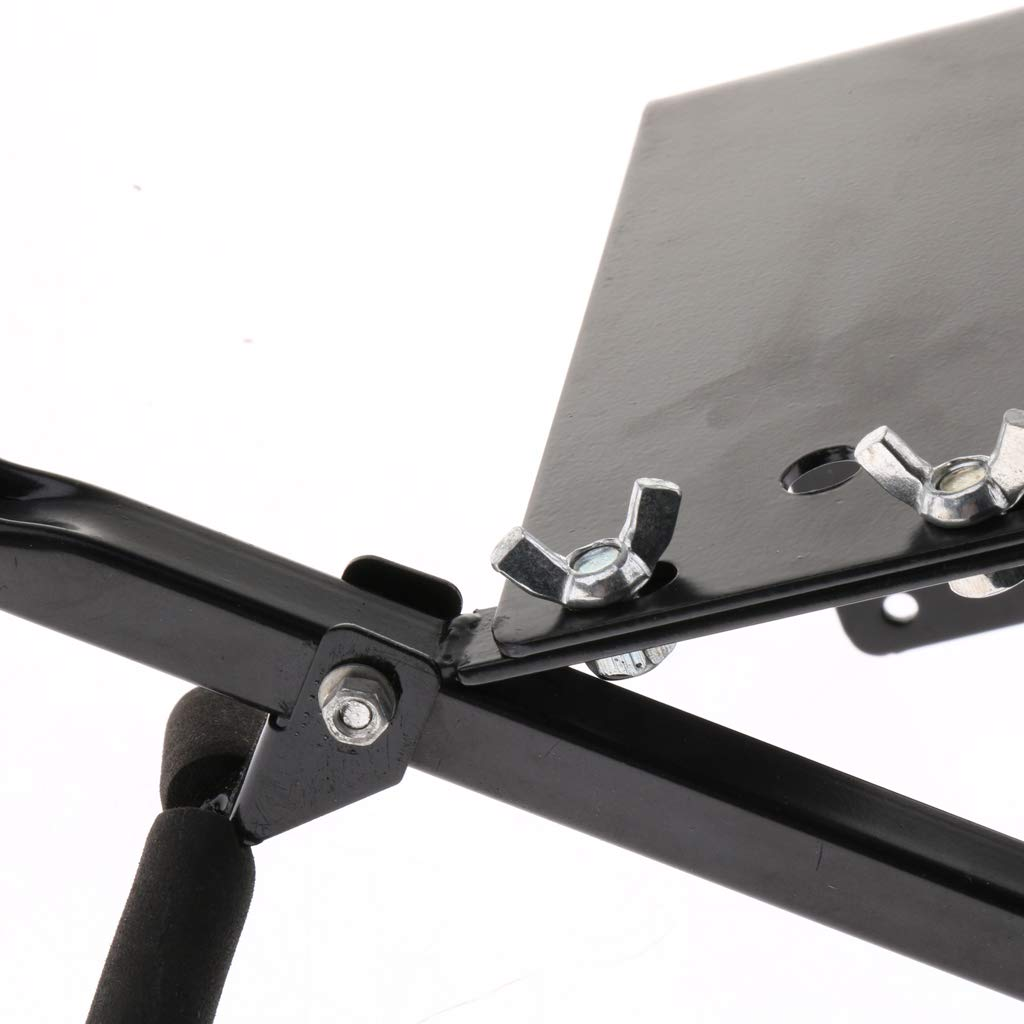Sharplace Pantalla de Pared Soporte Saxof/ón Tenor Alto para Piezas de Instrumentos Viento 2