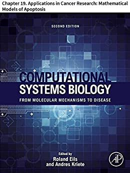 computational systems biology of cancer pdf