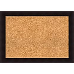 Amanti Art DSW3908300 Cork Board, Extra Large-42 x 30, Brown