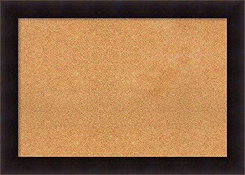 Amanti Art DSW3908300 Cork Board, Extra Large-42 x 30, Brown