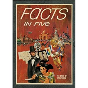 Facts in Five The Game of Knowledge 1967