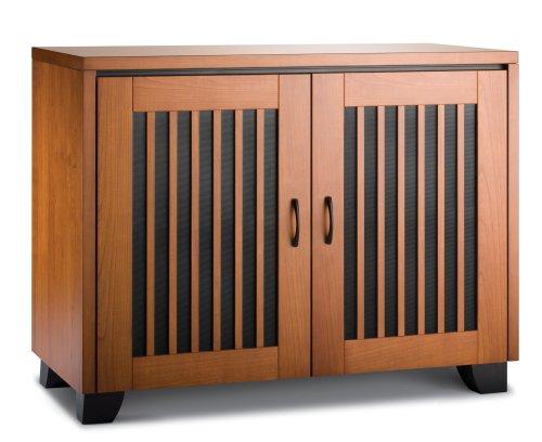 Salamander Designs C SO323 AC Chameleon Sonoma TV Cabinet American Cherry