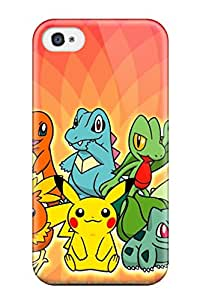 New Cute Funny Pokemon Case Cover/ Iphone 4/4s Case Cover