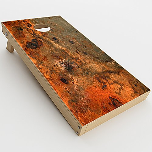 rusted steel panels - 7