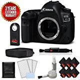 Canon EOS 5D Mark IV DSLR Camera International Version (Body Only) + Professional Cleaning Kit